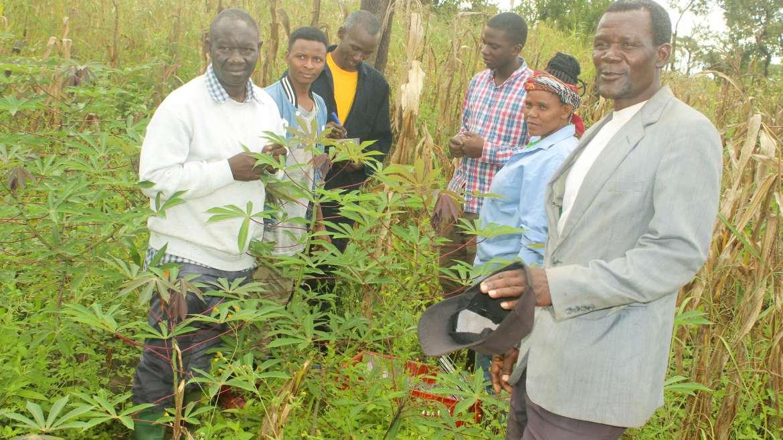 Ziara ya Kusimamia na Kushauri Wanafunzi wa SUA Wilaya Ya Kakonko Mkoa Wa Kigoma