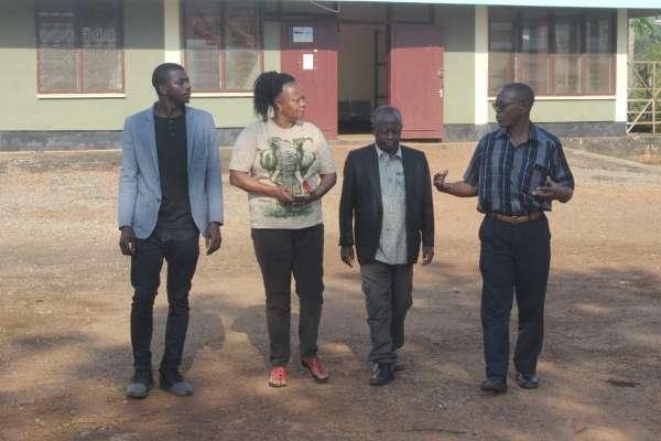 Ziara Ya Watafiti Katika Bandari Ya Kemondo Mkoani Kagera